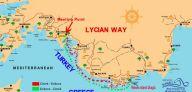 Luxuriöse Schwimm- und Segeltour - Südtürkei | 8 Tage